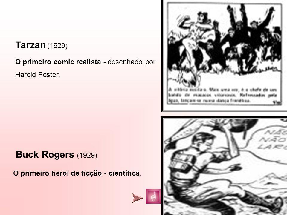 Tarzan (1929) Buck Rogers (1929)