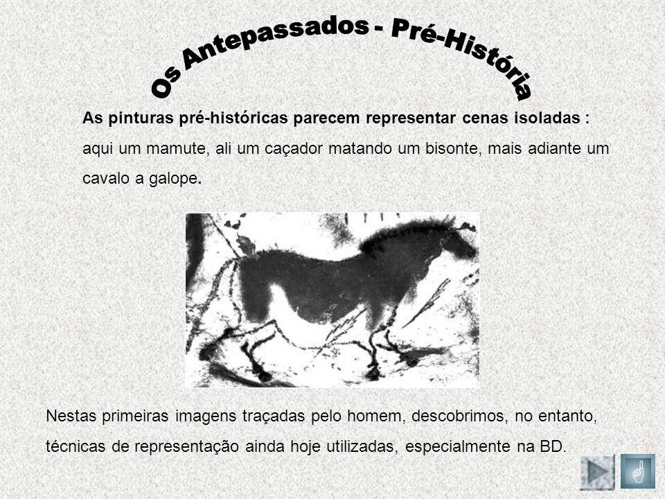 Os Antepassados - Pré-História
