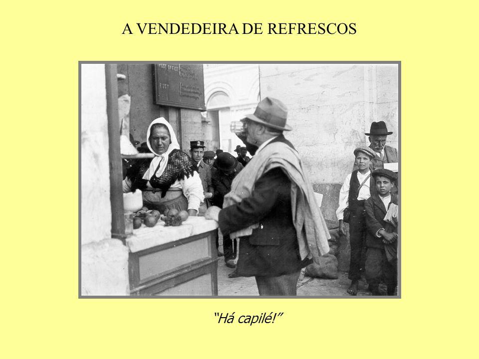 A VENDEDEIRA DE REFRESCOS