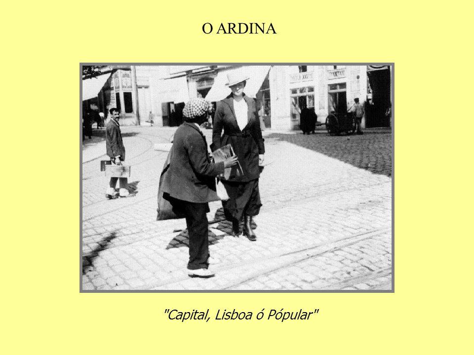 Capital, Lisboa ó Pópular