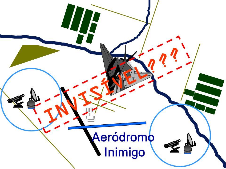 INVISÍVEL Aeródromo Inimigo