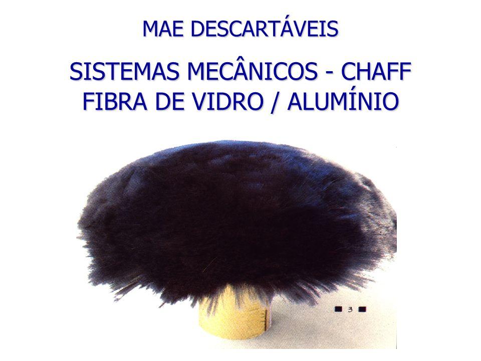 FIBRA DE VIDRO / ALUMÍNIO