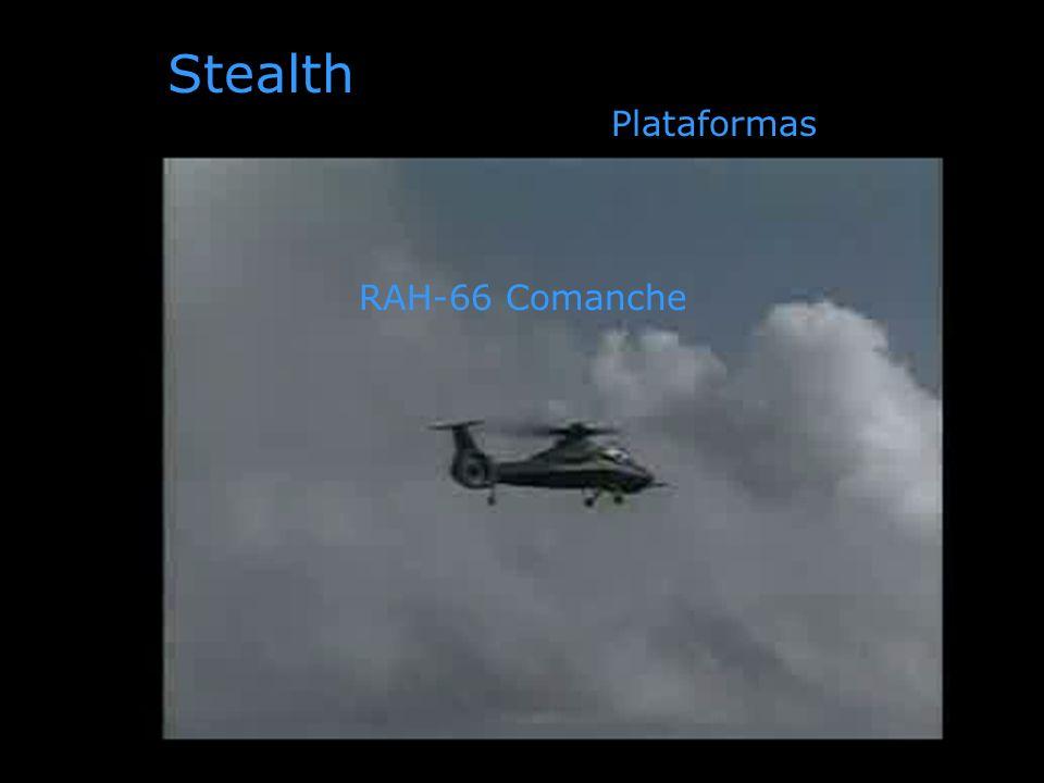 Stealth Plataformas RAH-66 Comanche