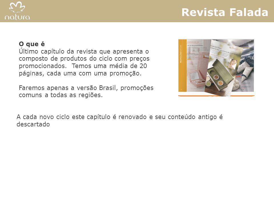 Revista Falada O que é.