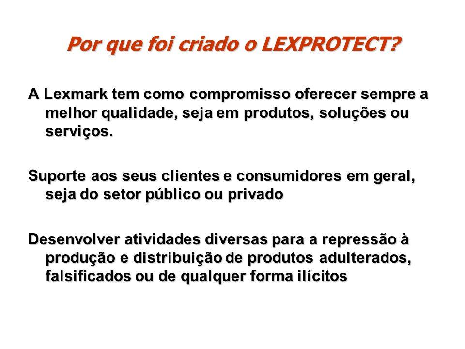Por que foi criado o LEXPROTECT
