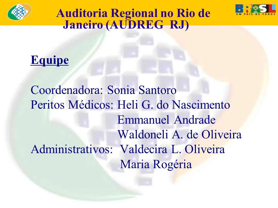 Auditoria Regional no Rio de Janeiro (AUDREG RJ)