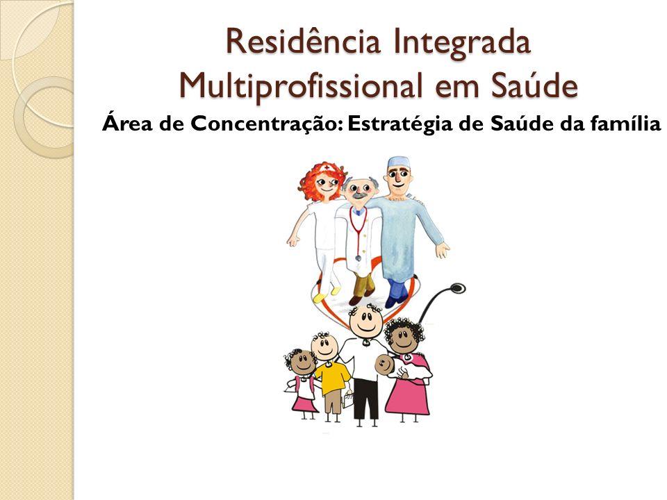 Residência Integrada Multiprofissional em Saúde