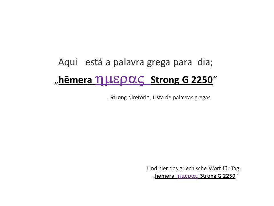 """""""hēmera hmeraV Strong G 2250"""