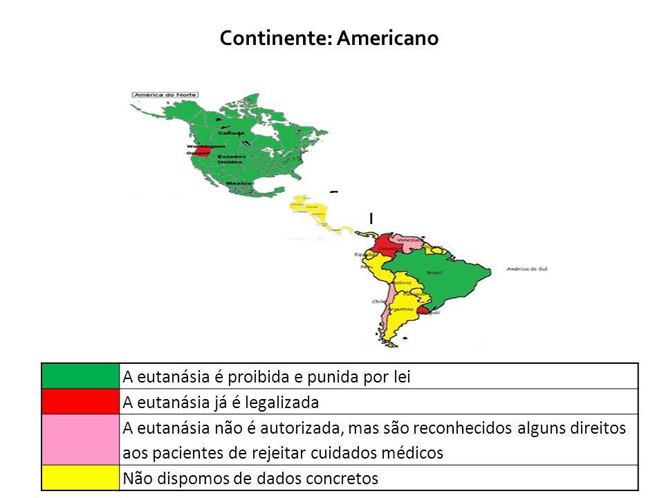 Continente: Americano