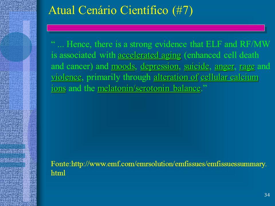 Atual Cenário Científico (#7)