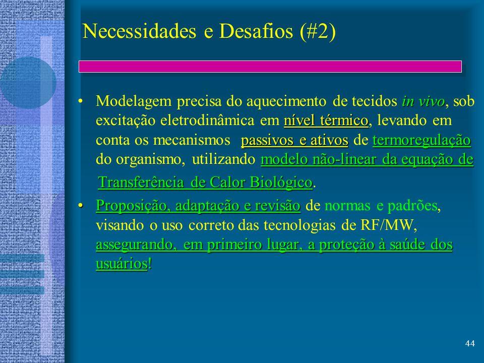 Necessidades e Desafios (#2)