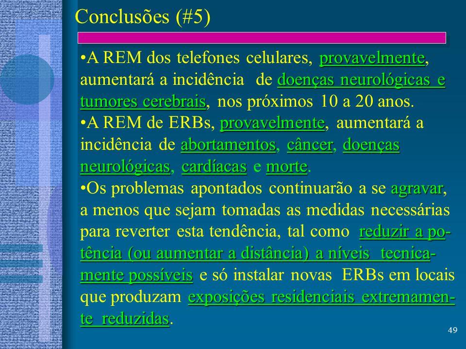 Conclusões (#5)