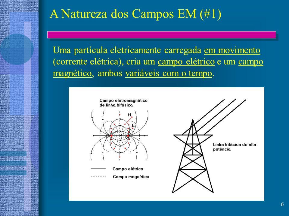A Natureza dos Campos EM (#1)