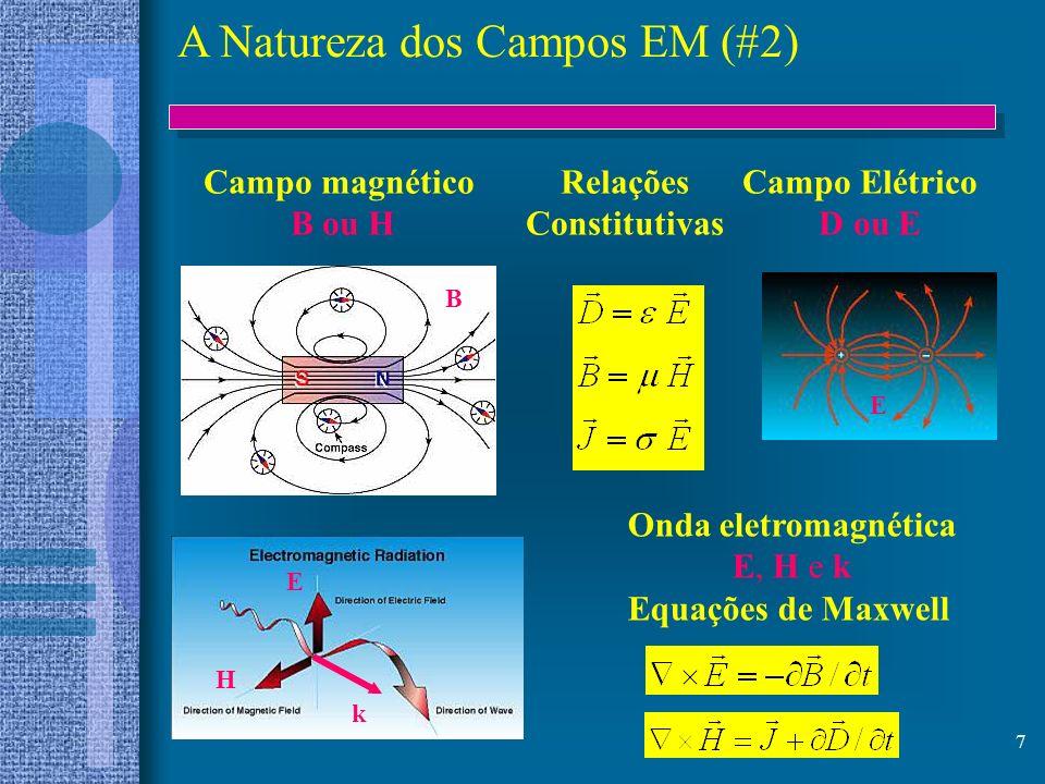 A Natureza dos Campos EM (#2)