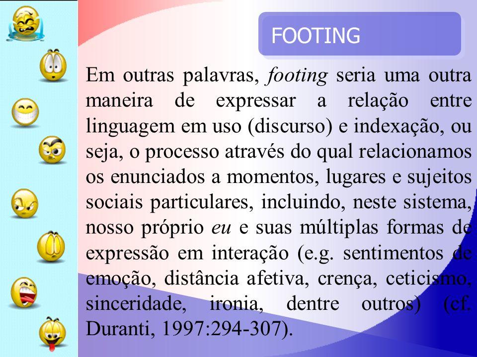 FOOTING