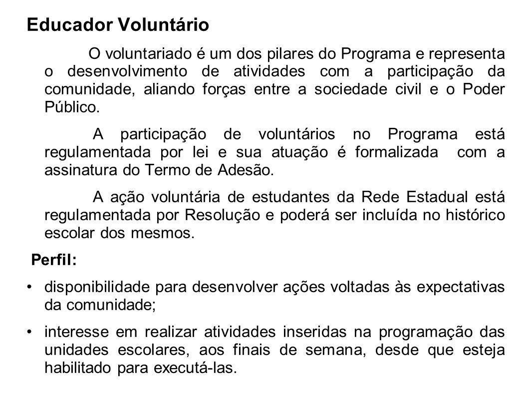 Educador Voluntário