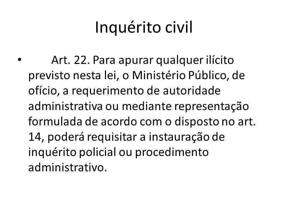 Inquérito civil