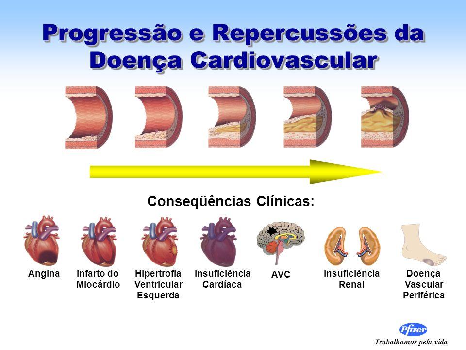 Progressão e Repercussões da Doença Cardiovascular