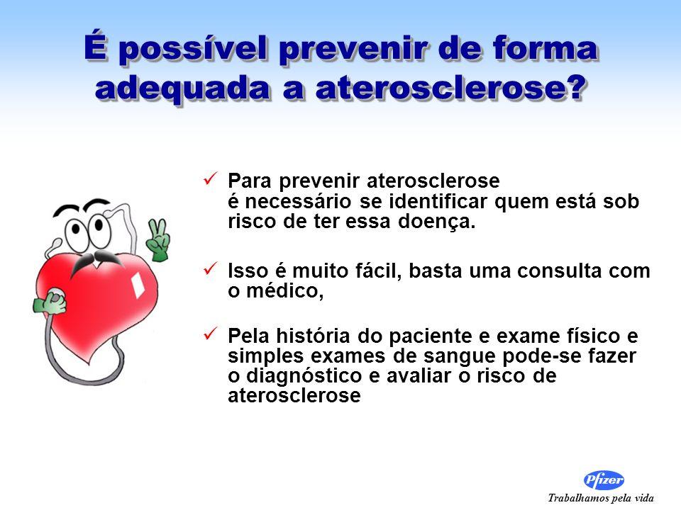 É possível prevenir de forma adequada a aterosclerose