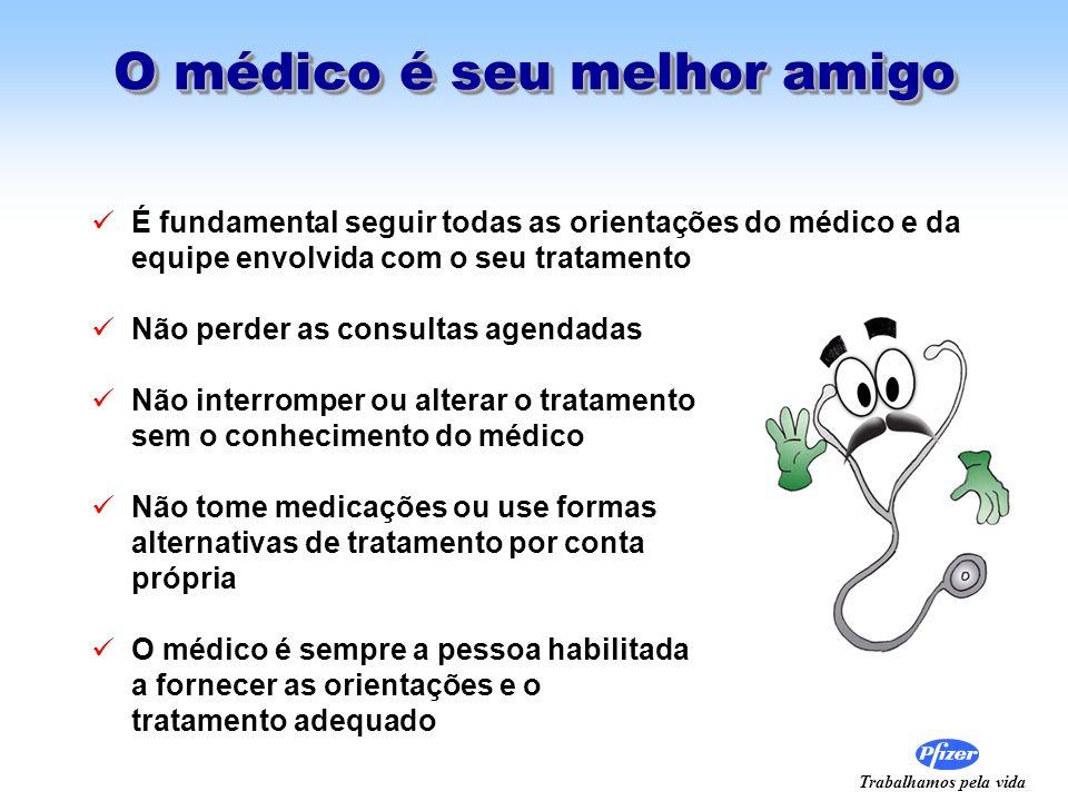 O médico é seu melhor amigo