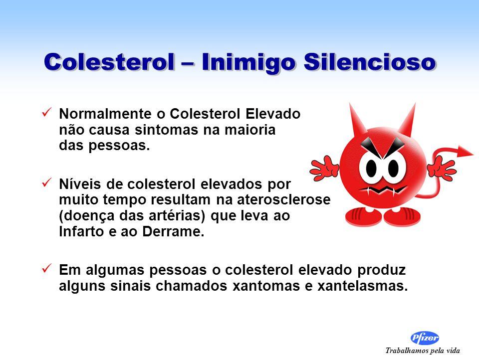 Colesterol – Inimigo Silencioso