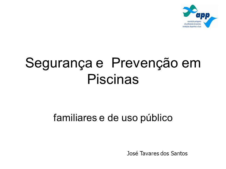 Segurança e Prevenção em Piscinas