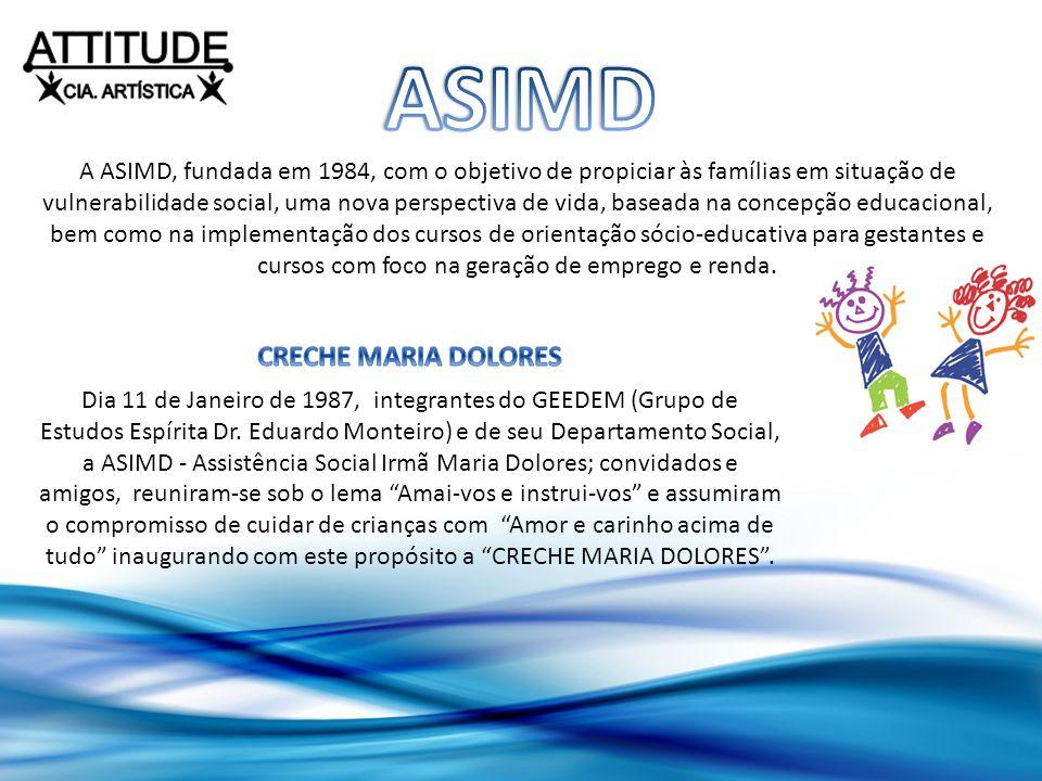ASIMD CRECHE MARIA DOLORES