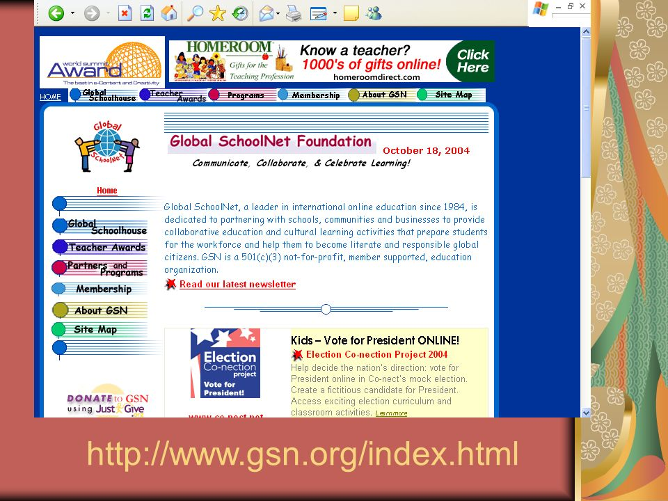 http://www.gsn.org/index.html