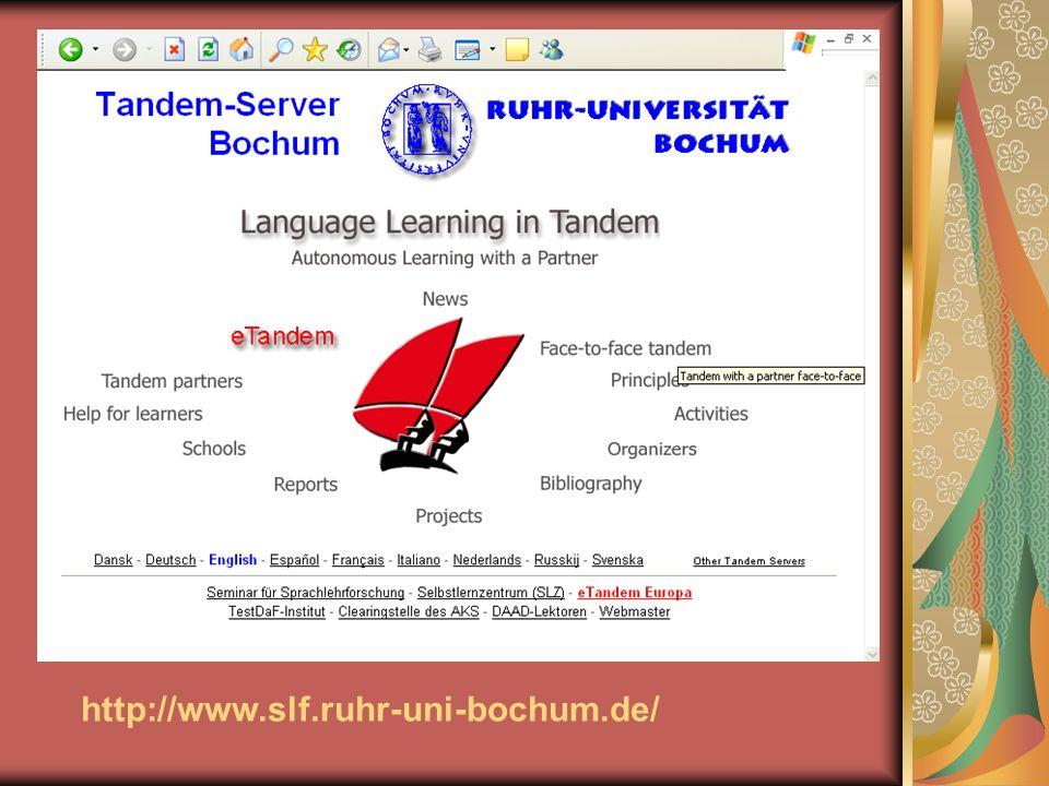 http://www.slf.ruhr-uni-bochum.de/