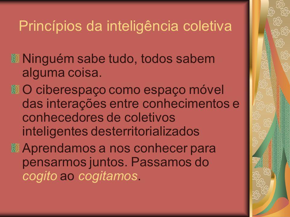 Princípios da inteligência coletiva