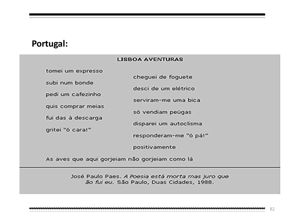Portugal: