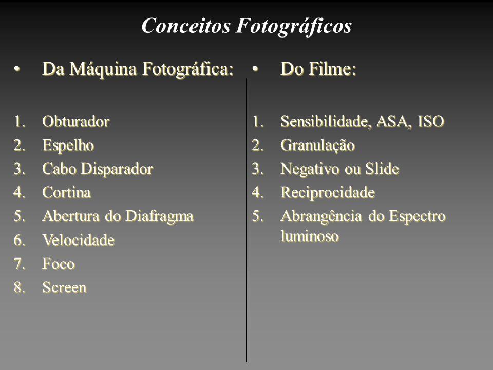 Conceitos Fotográficos
