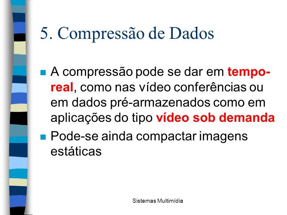 5. Compressão de Dados