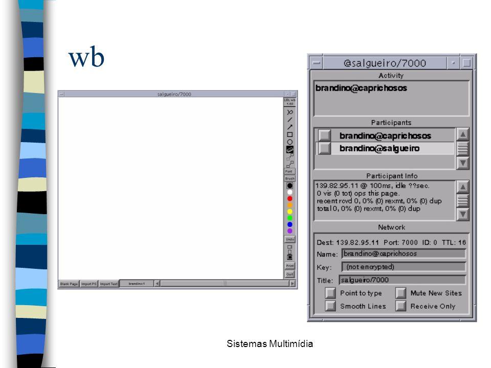 wb Sistemas Multimídia