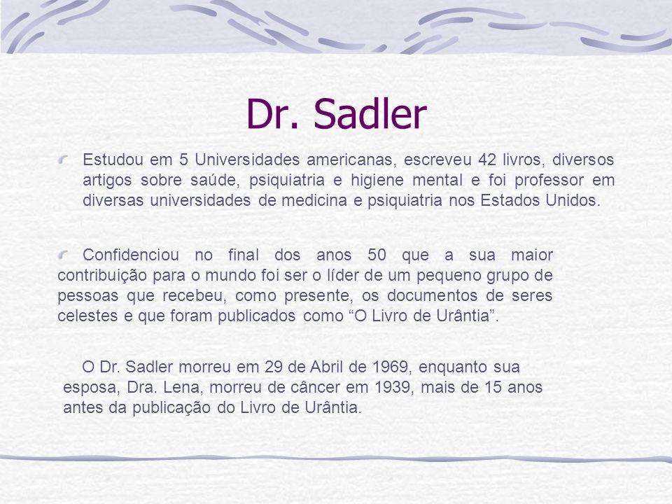 Dr. Sadler