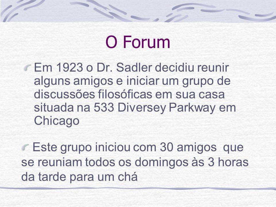 O Forum
