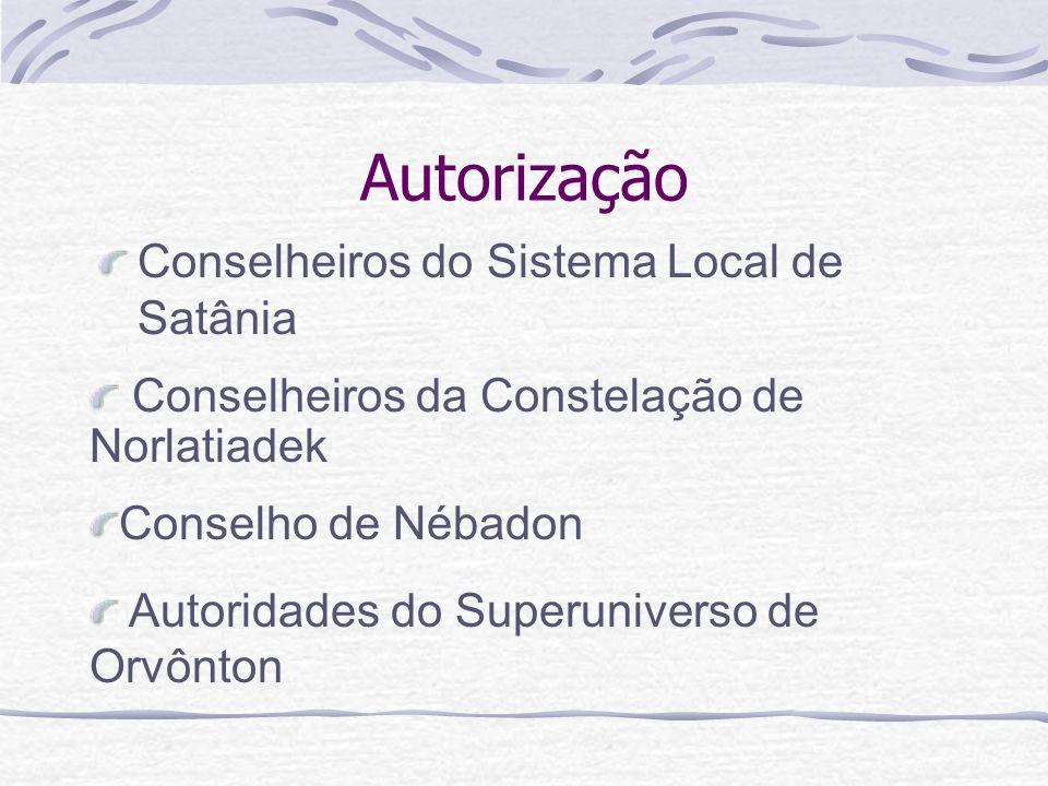 Autorização Conselheiros do Sistema Local de Satânia
