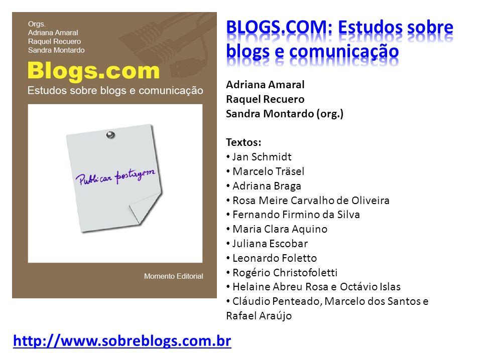 BLOGS.COM: Estudos sobre blogs e comunicação