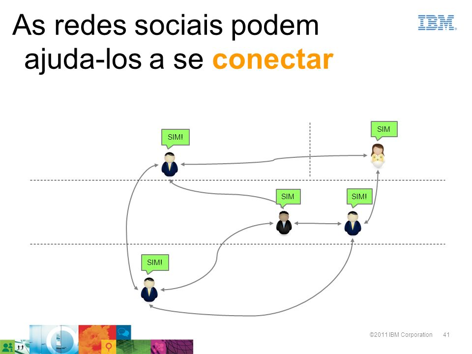 As redes sociais podem ajuda-los a se conectar