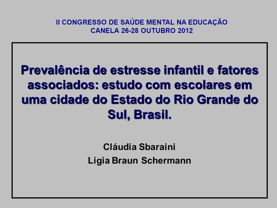 II CONGRESSO DE SAÚDE MENTAL NA EDUCAÇÃO