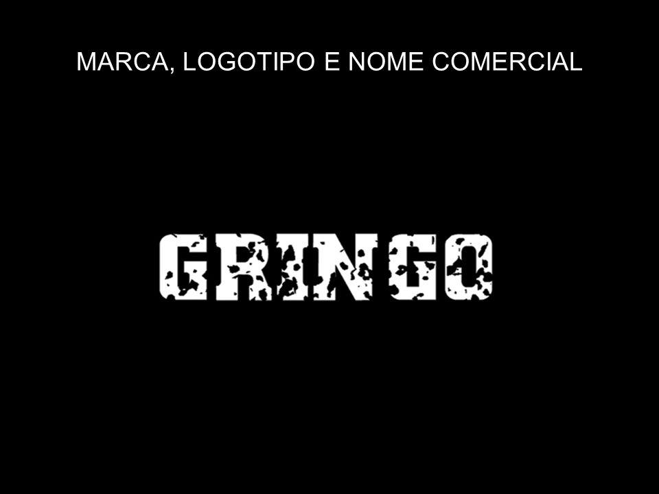 MARCA, LOGOTIPO E NOME COMERCIAL