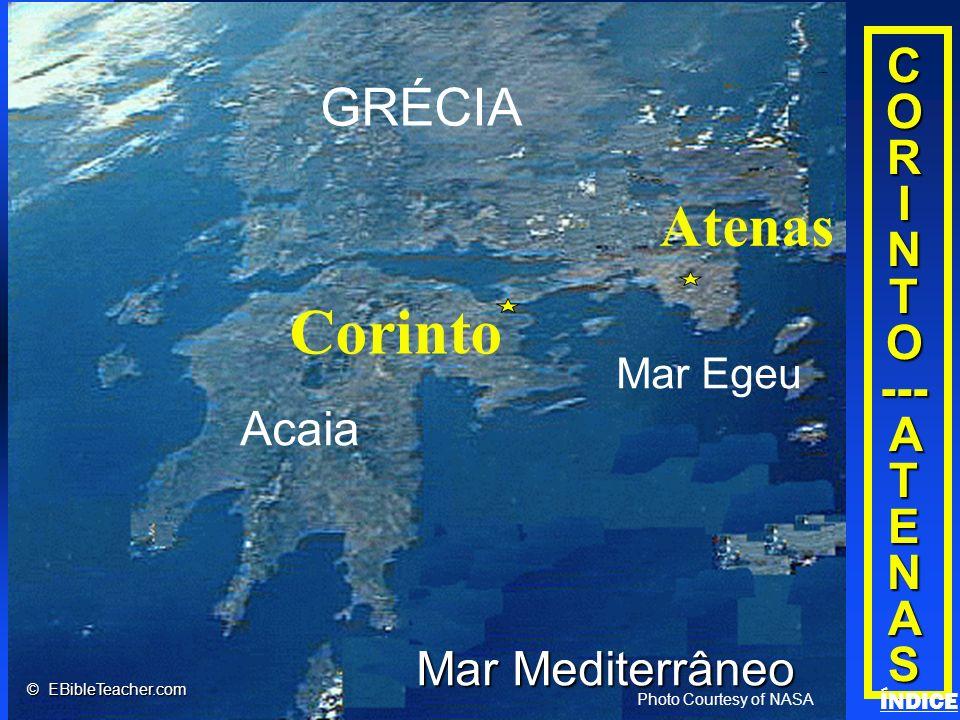 Click to add title Corinto Atenas GRÉCIA C O R I N T O --- A T E N