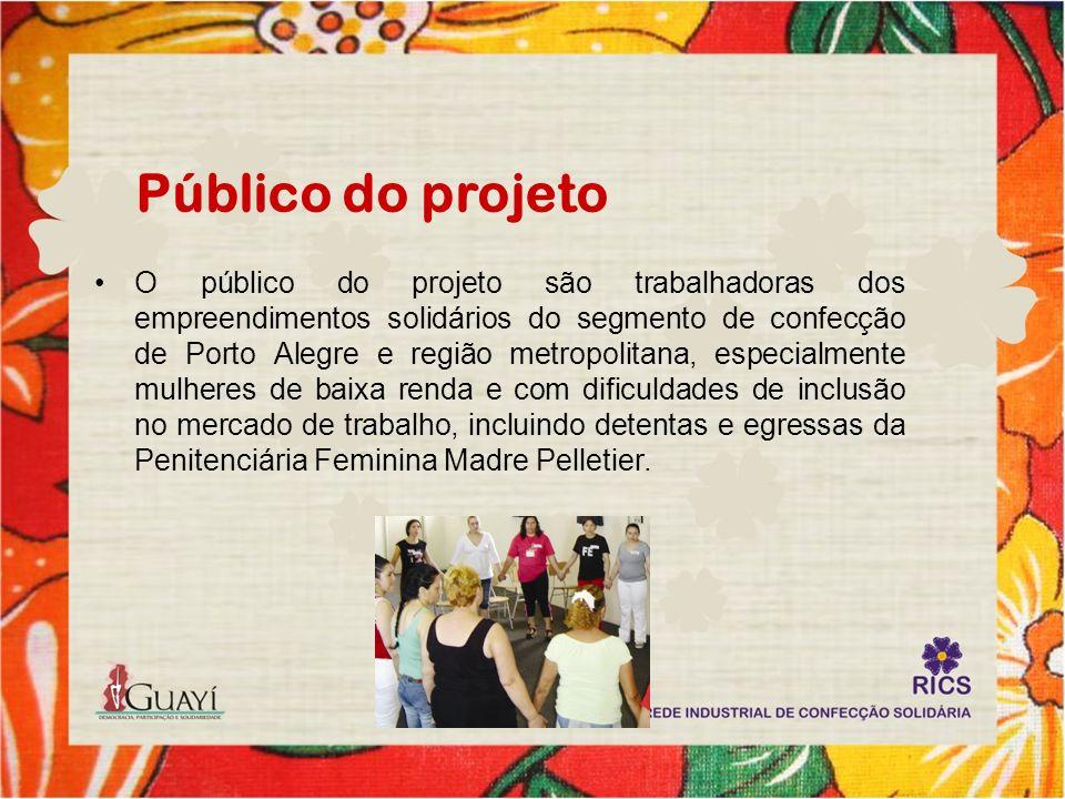Público do projeto