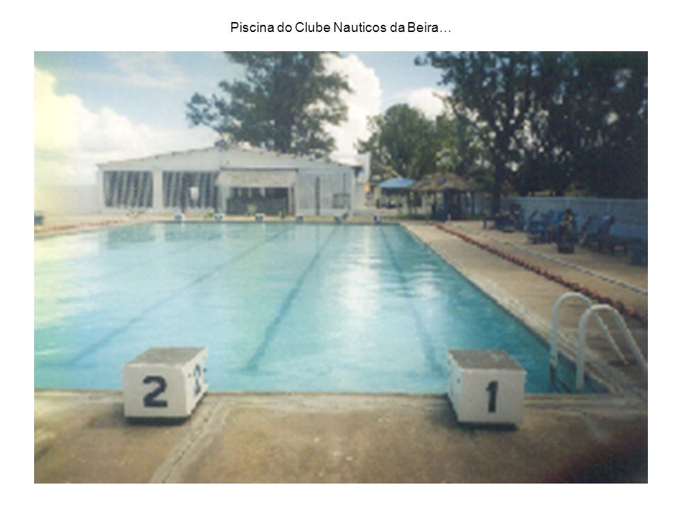 Piscina do Clube Nauticos da Beira…