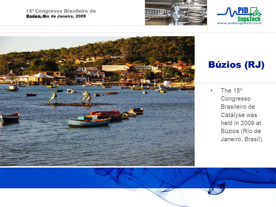 15º Congresso Brasileiro de Catálise