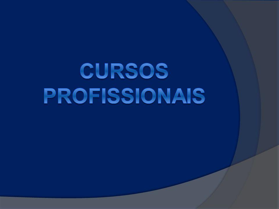 CURSOS PROFISSIONAIS