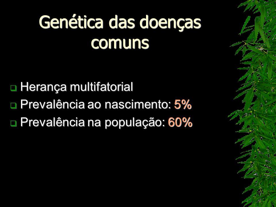 Genética das doenças comuns