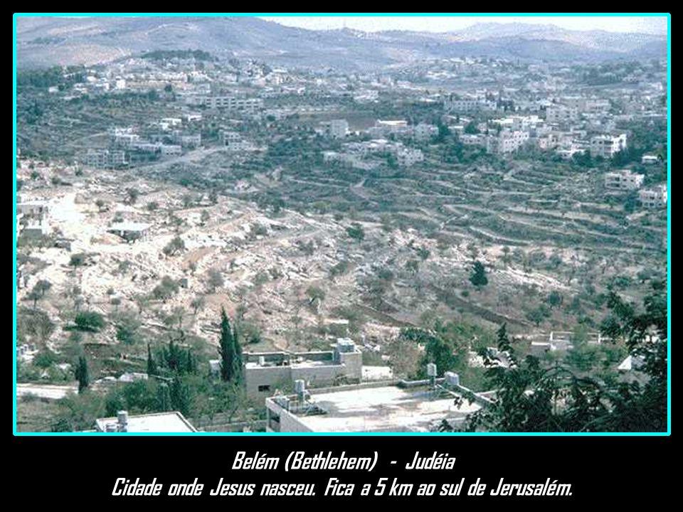 Belém (Bethlehem) - Judéia