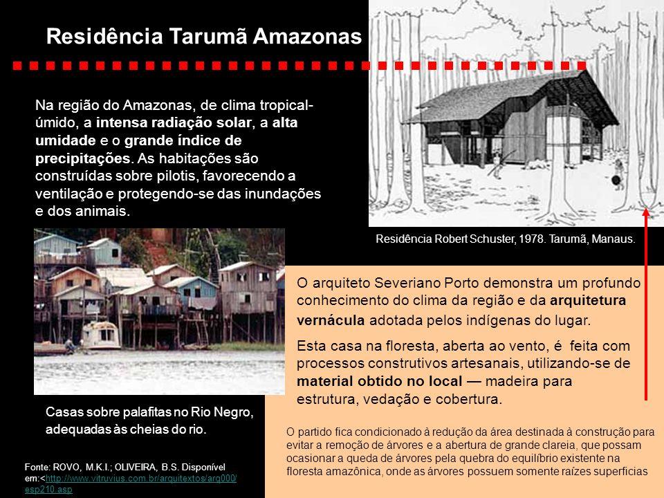 Residência Tarumã Amazonas