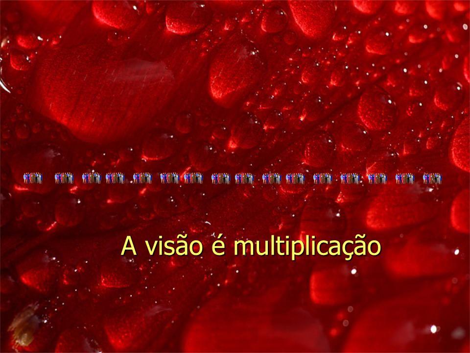 A visão é multiplicação